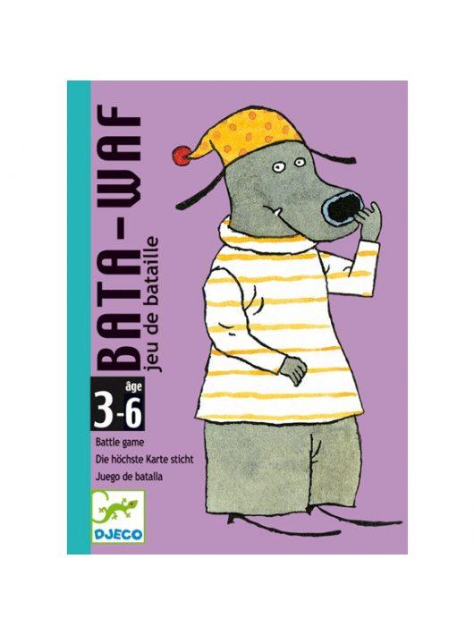 Kártyajáték - Kutyavilág! - Bata-waf Djeco